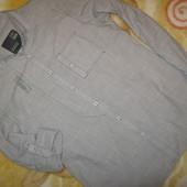 Рубашка 46-50 по бірці М більшемірить Бренд: F&F