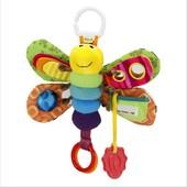 Игрушка Пчела Lamaze в кроватку или коляску