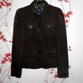 Срочно !!!Вельветовая куртка-пиджак Gap р.46-48
