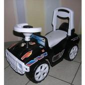 Машинка для катания Оотончик синяя ОрионН 419