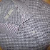 Рубашка 42-44 по бірці 15 1/2 L Бренд: TU