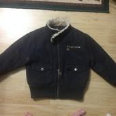 Куртка -пальто на мальчика