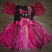 карнавальное платье кошечки на 2-3 года
