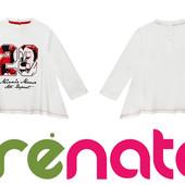Туника Minnie Mouse для девочек 9-24 месяца фирмы Prenatal Италия