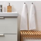 Махровое полотенце для лица 30X50 см .укр почта +9