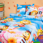 Детское постельное белье, Майя. полуторное