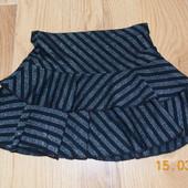 Акция!Гламурная юбка Next для девочки 4 года, 104 см