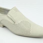 Мужские туфли классика 40 размер