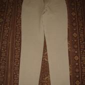 Фирменные стильные брюки скинни узкачи на 48 размер