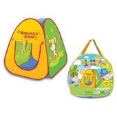 Детская игровая палатка Красивый домик