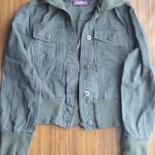 Куртка Denim как джинсовая