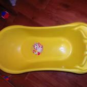 Детская ванночка Фаворит ТМ Dunya Plastik 100см