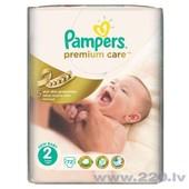 Продам подгузники Pampers Premium Care недорого!!! (с индикатором влаги)+ваша пересылка