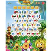 Электронная игра-плакат Азбука, Пчелка Майя
