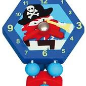 Часы «Пират», синие, Bino Артикул: 86037