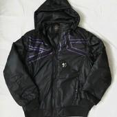 Молодежная утепленная куртка на весну-осень Fanter