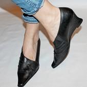 Туфли 38 р, Caprice, Германия, кожа полная, оригинал