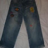 джинсы на мальчика 2-3 года