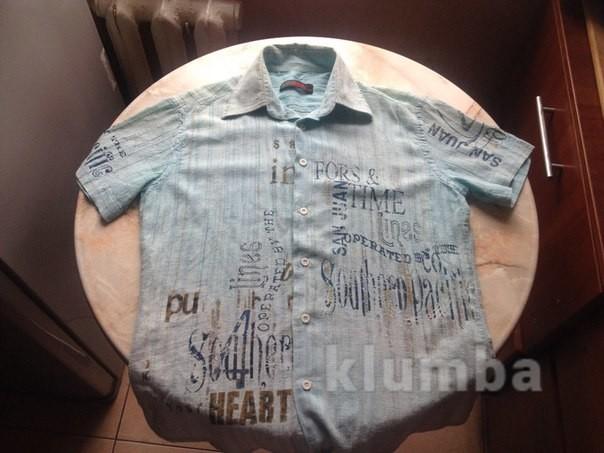 Рубашка на парня размер XS S фото №1