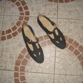 Туфельки Club dei primi 22 см нубук