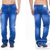 W1162 Стильные мужские джинсы 29-38 рр