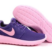 Кроссовки Nike Roshe Run, р. 36-40, код vm-329