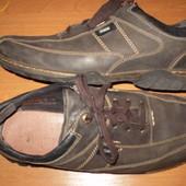кожаные  туфли  ф.  Fretz  Men  размер  46  -  30.5  см