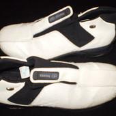стильные   ботиночки  (замш  и  мех  )  ф. Tecnica  размер  36.  1/2  -    23.5  см
