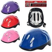 Шлем защитный детский Профи 0014 для велосипедов роликов самокатов беговелов
