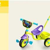 Детский трехколесный велосипед SFT0101