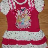 Платье для девочки (Турция)