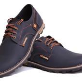Туфли спортивные Columbia - натуральная кожа