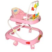 Ходунки Bambi M0541, цвет Розовый