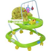 Детские ходунки Bambi JS307 Green