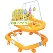 Ходунки для детей Bambi JS304 Orange