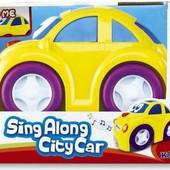 Такси, машинка музыкальная, шт.арт.: K12843