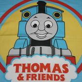 постельное белье  Паровозик Томас Thomas & Friends-наволочка