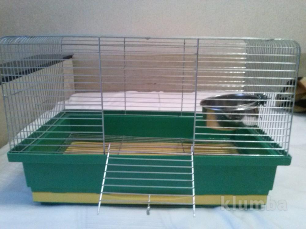 Клетка для грызуна.хомяка,морской свинки. фото №1