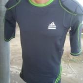 Фірмова оригінал спортивна футболка із захистом .Adidas.
