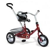 Детский металлический велосипед Zooky с багажником, Smoby, от 18 мес