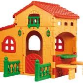 """Детский игровой домик """"Вилла"""" большие размеры"""
