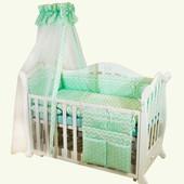 Детская постель Twins Premium P-017 Zigzag