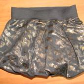 суперовая нарядная юбка F&F 5-6 лет состояние новой