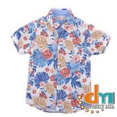 Рубашка с коротким рукавом для мальчика Silver Sun