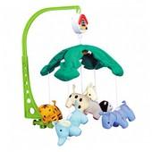 Мобиль Canpol Babies Веселые зверушки