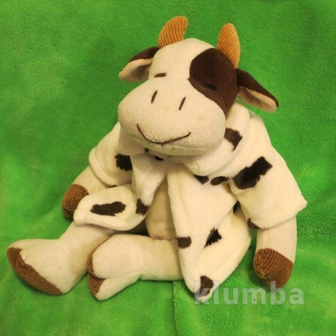 Корова.коровка.мягкая игрушка.мягка іграшка.мягкие  игрушки.russ фото №1