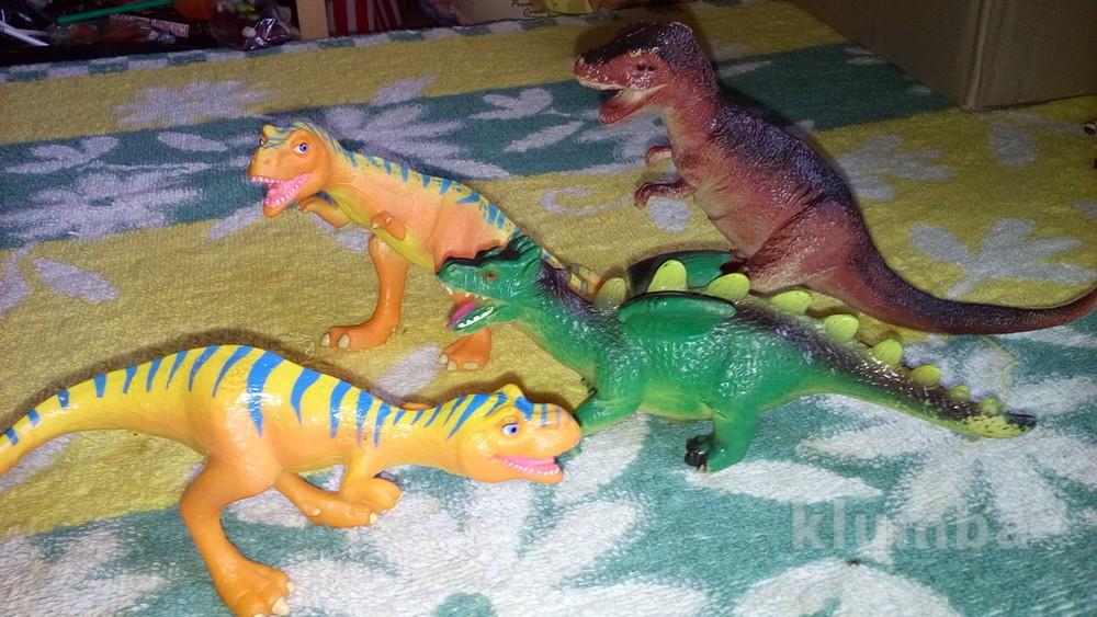 Динозавры динозавр фото №1