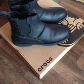 Продам ботинки crocs оригинал !!!