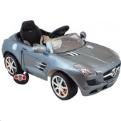 Электромобиль детский Mercedes Alexis-Babymix Z681prb grey