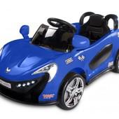 Электромобиль детский Caretero Aero (blue)